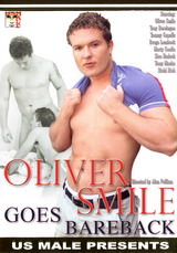Oliver Smile Goes Bareback Dvd Cover