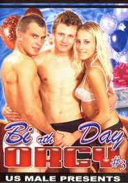 Bi rth Day Orgy #03 DVD Cover