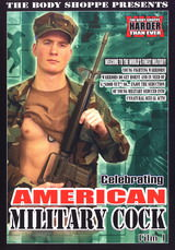 Celebrating American Military Cock #01 Dvd Cover