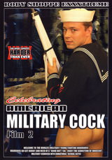 Celebrating American Military Cock #02 Dvd Cover