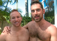 Gay Anal Porn : Rich Angel And Steven Ponce Interview - Rich Kelly -amp; Steven Ponce!