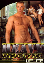 Heavy Industry DVD Cover