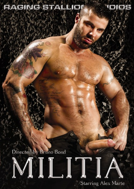 Militia Dvd Cover