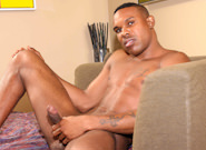 gay black cum