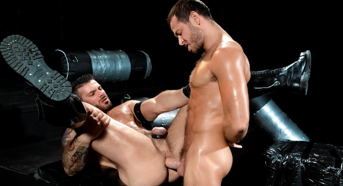 Gay Videos XXX : Heretic - Jessy Ares -amp; Alex Marte!