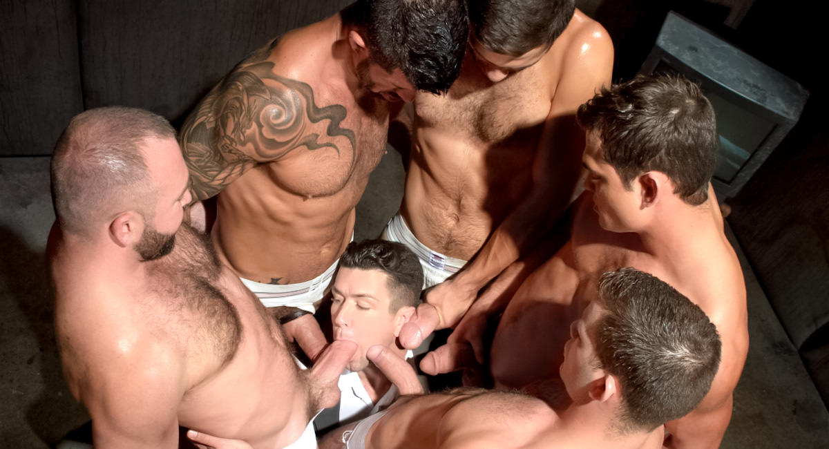 Gay Videos XXX : Hole 1 - Tommy Defendi -amp; Adam Killian -amp; Josh West -amp; Trenton Ducati -amp; Angel Rock -amp; Luke Milan!