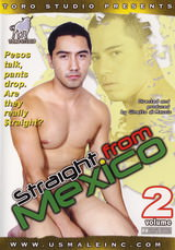 Straight From Mexico #02 Dvd Cover
