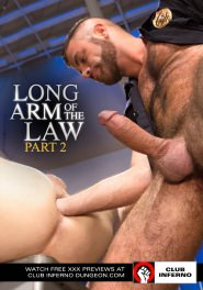 Long Arm Of The Law Part 2 DVD Cover