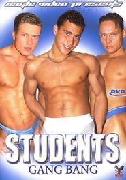 Students Gang Bang DVD Cover