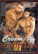 Cream Pie Stories Dvd Cover