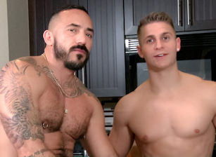 Alessio Romero & Logan Vaughn - Interview