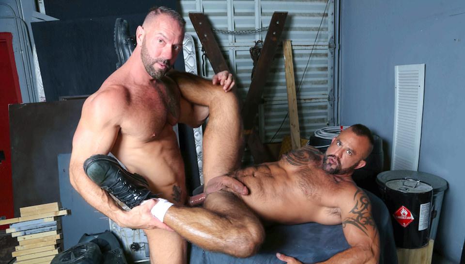 Vic Rocco, Jon Galt
