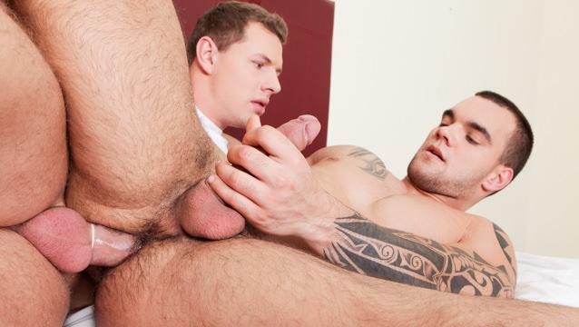 Men In Uniform #03, Scene #04