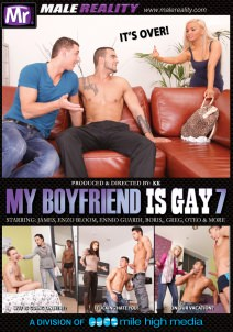 My Boyfriend Is Gay #07 DVD Cover