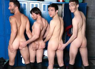 Rowdy Sweaty Boys