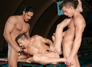 Fredy Costa, Claudio Antonelli & Leslie Manzel Fuck