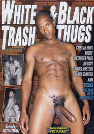 White Trash and Black Thugs DVD Cover
