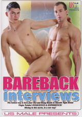 Bareback Interviews Dvd Cover