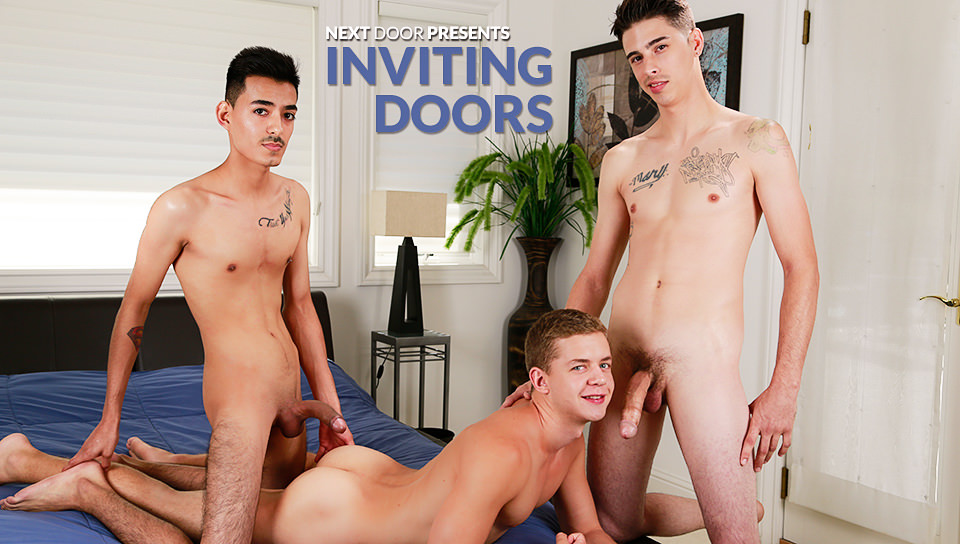 Inviting Doors