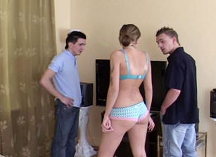Bareback Bisex Cream Pie #08, Scene #01