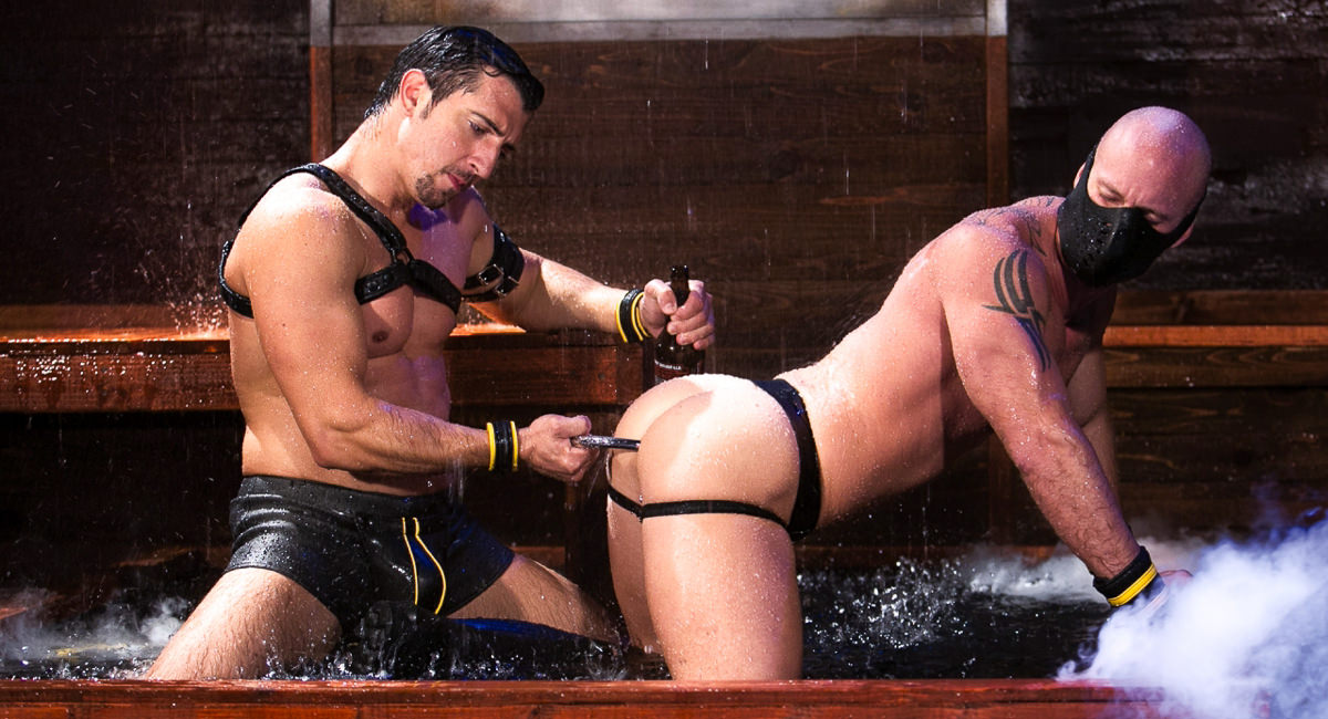 Raging Stallion: Jimmy Durano & Mitch Vaughn - The Dom