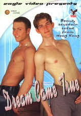 Dream Came True Dvd Cover