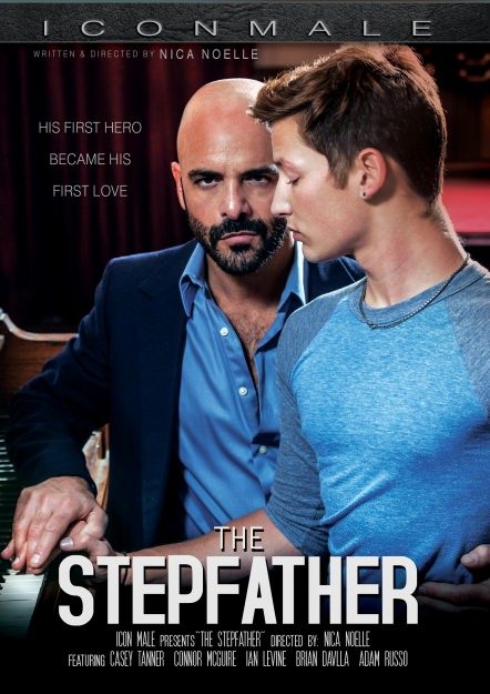 The Stepfather Dvd Cover