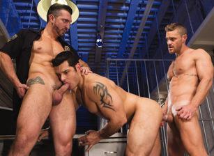 Hard Time : Jimmy Durano, Marcus Ruhl, Landon Conrad