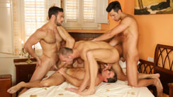 Wild Attraction 2 : Tomas Fiedel, Pau Casserras, Scott Carter, Maikel Cash