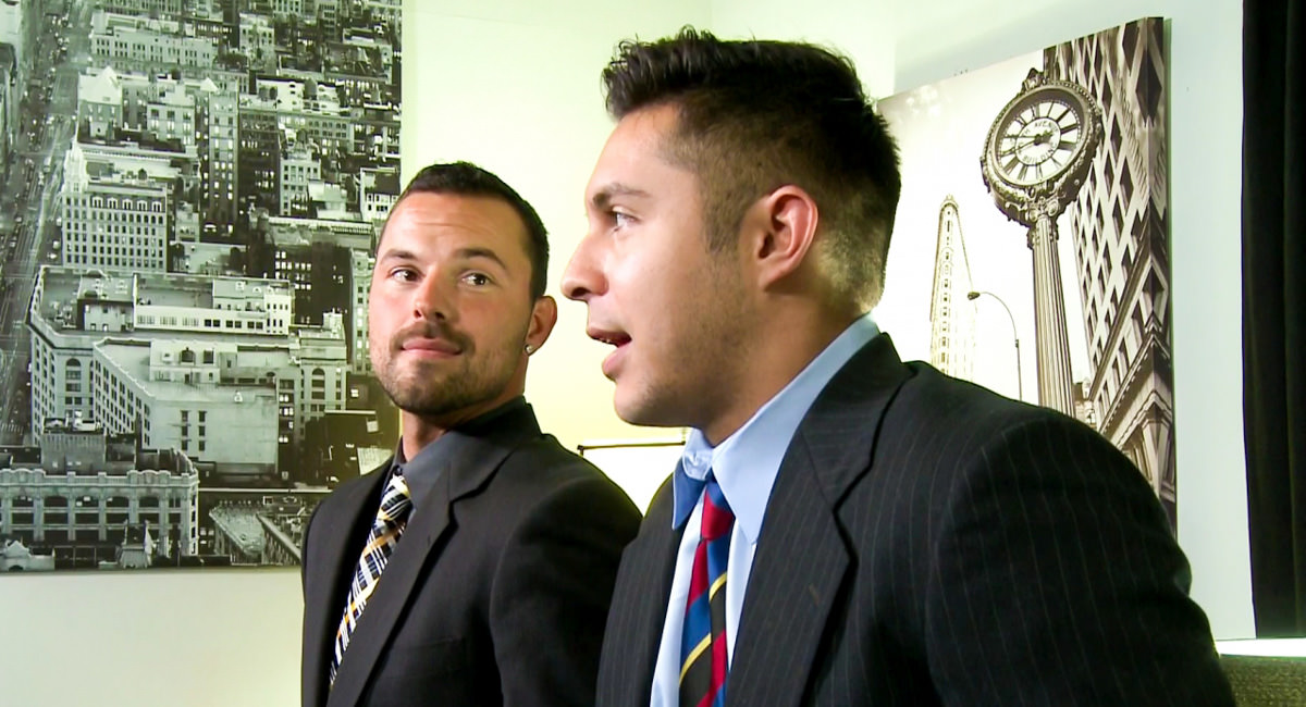 Men Over 30: Interview - Jake Morgan, Seth Santoro - Jake Morgan & Seth Santoro