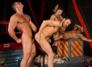 Clusterfuck! : Dario Beck, David Benjamin, Derek Atlas, Sebastian Kross