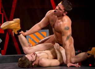 Clusterfuck! : Derek Atlas, Duncan Black