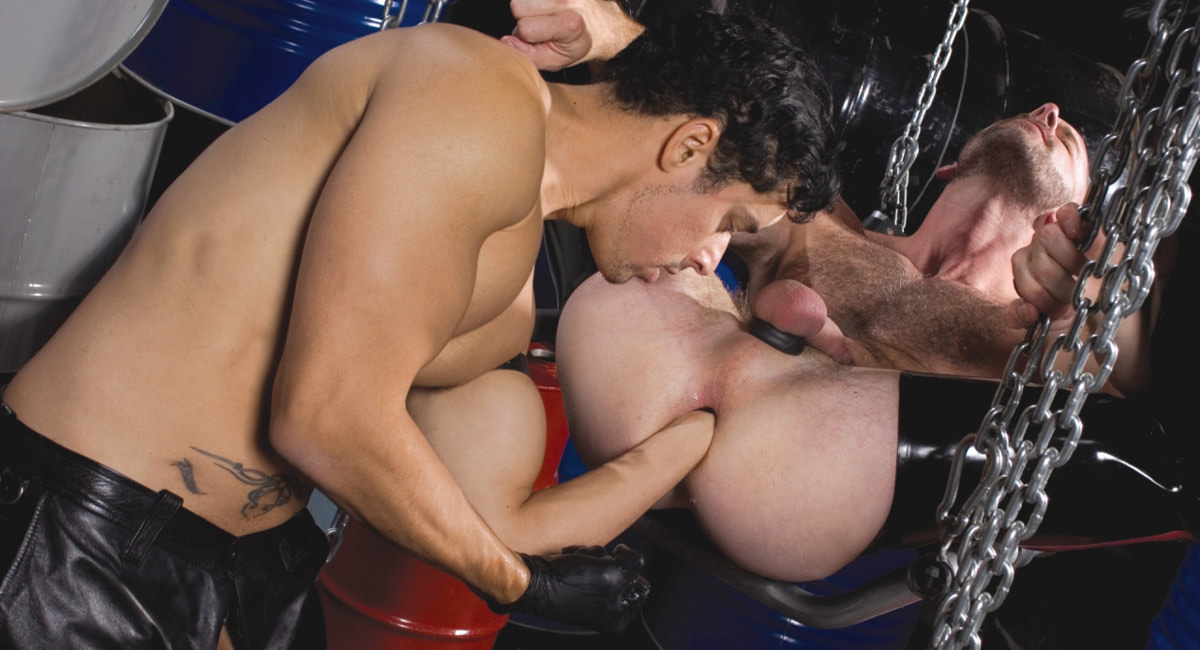 Club Inferno: Can Openers - Rafael Alencar & Sean Harris - Fistpack 6