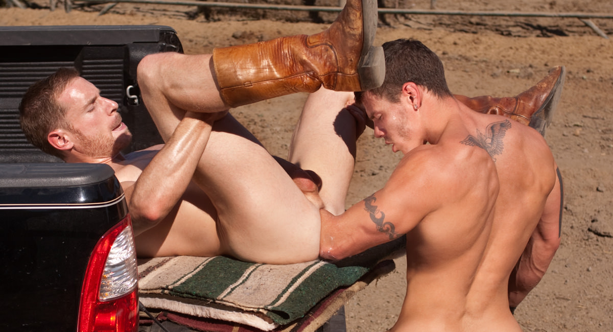 Club Inferno: Billy Berlin & Jesse Santana - Ranch Hands