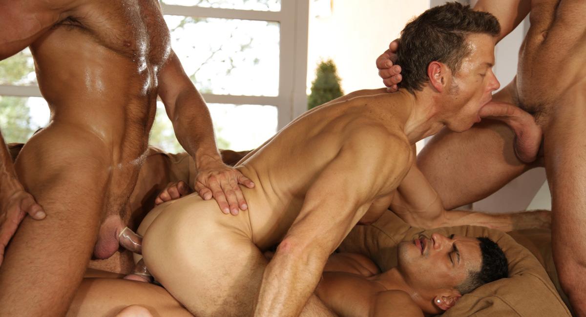 Геи порно молодые мужчины фото двойное проникновение