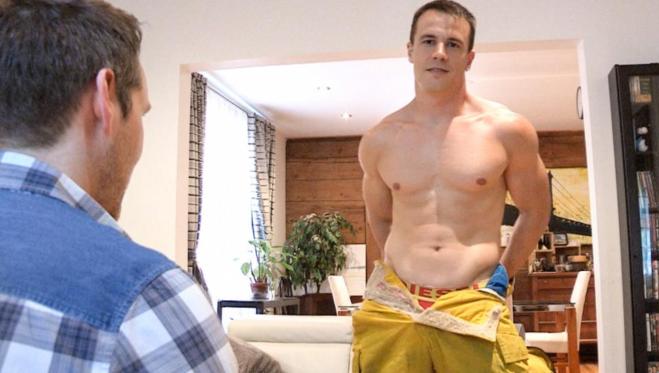 Pascal & Ricky – The Fireman's Hose