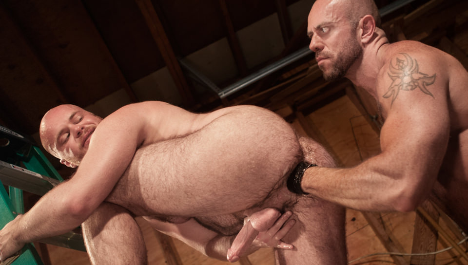Fist Pumpers Scene 2 – Matt Stevens & Chris Wydemen