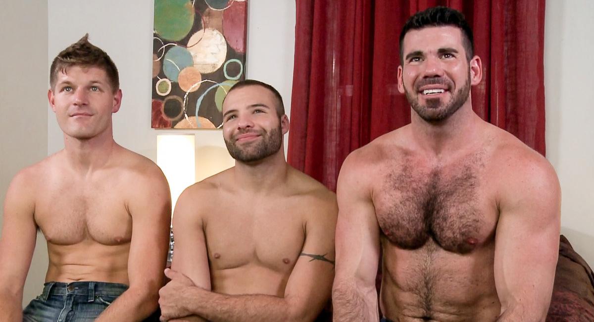 Men Over 30: Backstage - Billy Santoro, Braxton Smith, Peter Fields - Braxton Smith,Peter Fields & Billy Santoro
