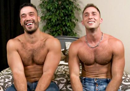 Men Over 30: Interview - Trey Turner, Armando De Armas - Armando De Armas & Trey Turner