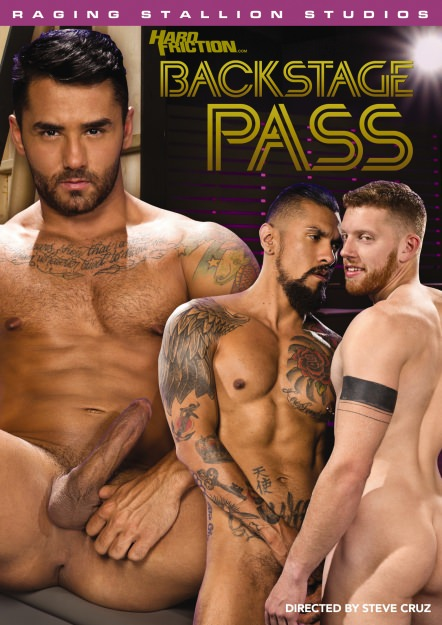 Backstage Pass Dvd Cover