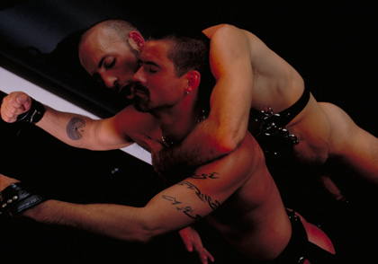 Club Inferno: Justin Southall & Scott Samson - Hand Over Fist