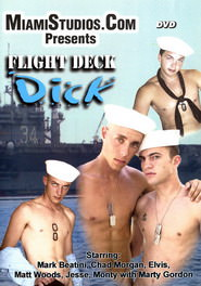 Flight Deck Dick DVD Cover