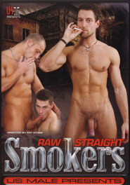 Raw Straight Smokers DVD Cover