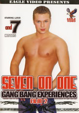 Seven On One Gang Bang Experience #02