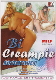 Bi Cream Pie Adventures #01 DVD Cover