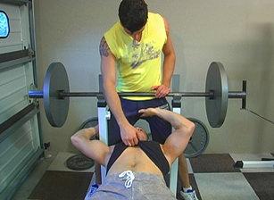 A Raunchy Workout