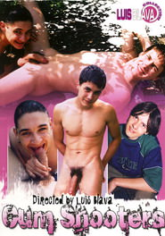 Cum Shooters DVD Cover