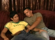 Nasty Daddie And Filthy Thugs #02, Scene #03