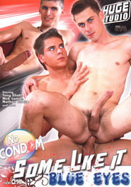 Some Like It Blue Eyes DVD Cover