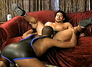 Black Bareback Fuckers, Scene #02